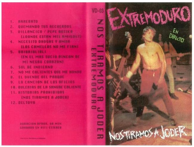 extremoduro-1993-nos-tiramos-a-joder-vhs