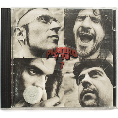 Platero y Tú - Disco '7' (1997)