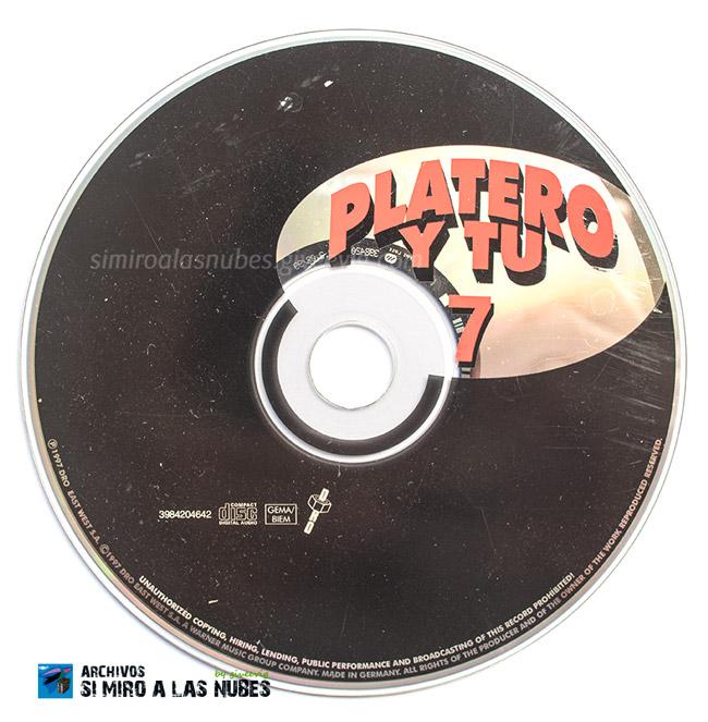 Platero y Tú - '7' (1997) - Interior