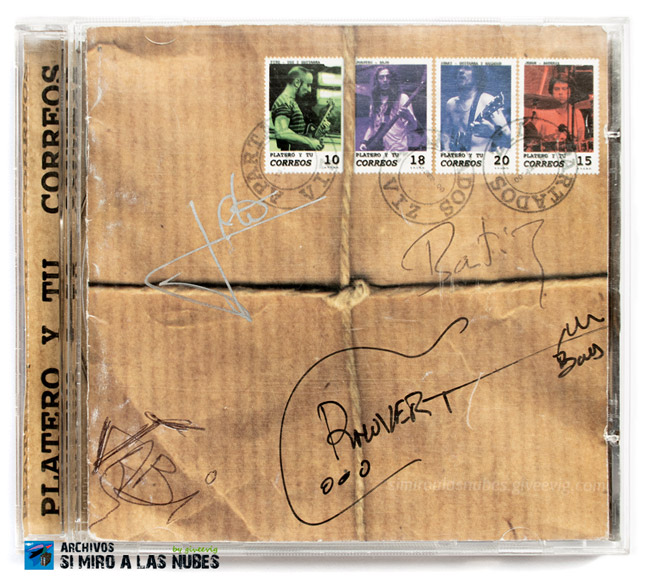 Platero y Tú - 'Correos' (2000)