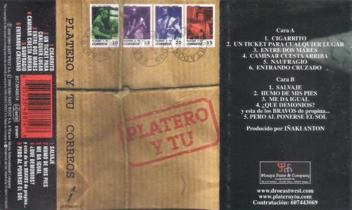 Foto de la cinta de Platero y Tú 'Correos' (2000)