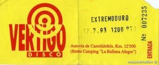 Entrada-Extremoduro-año-1993-07-17-Casteldelfells