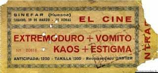 Entrada-Extremoduro-año-1996-03-19-Binefar-Huesca