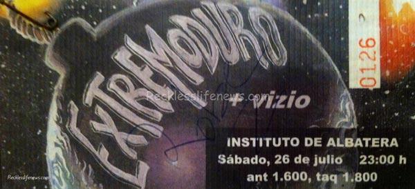 Entrada-Extremoduro-año-1997-07-26-Instituto-Albatera-Valencia