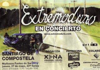 Entrada-Extremoduro-año-2004-05-27-Santiago-de-Compostela