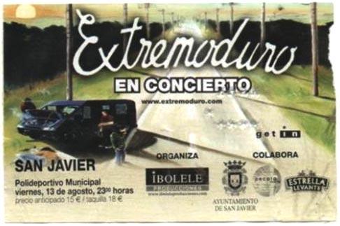 Entrada-Extremoduro-año-2004-08-13-San-Javier-Murcia