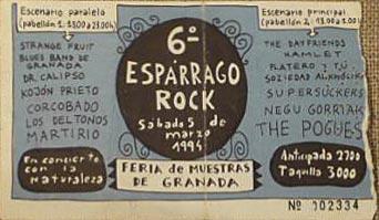 Entrada-Platero-y-Tu-año-1994-03-05-VI-Esparrago-Rock-Granada