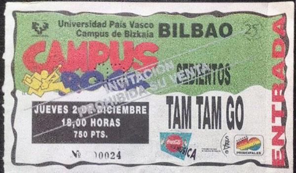 Entrada-Sedientos-año-1993-12-02-Campus-Rock-UPV