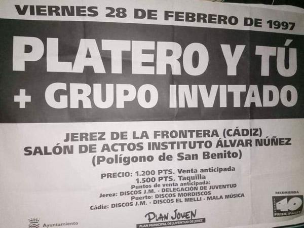 Cartel-Platero-y-Tu-año-1997-02-28-Instituto-Alvar-Nuñez-Jerez