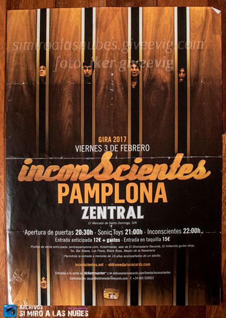 cartel-inconscientes-año-2017-02-03-sala-zentral-Iruñea-Nafarroa
