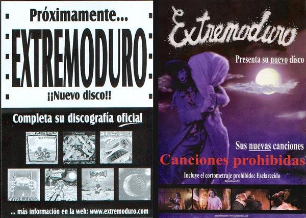 Cartel-Extremoduro-anunciando-disco-nuevo-1998