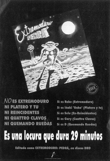 Cartel-Pedrá-anuncio-publicacion-año-1995