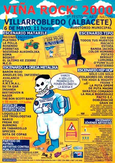 Cartel-Platero-y-tu-Festival-Viñarock-V-año-2000-05-06