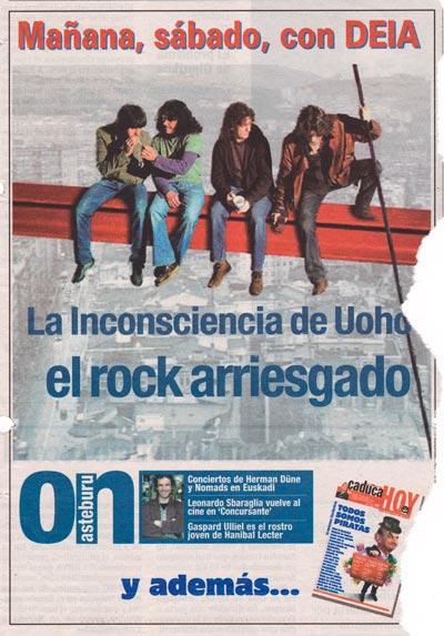 Inconscientes-anuncio-de-entrevista-en-diario-DEIA-año-2007-03-16