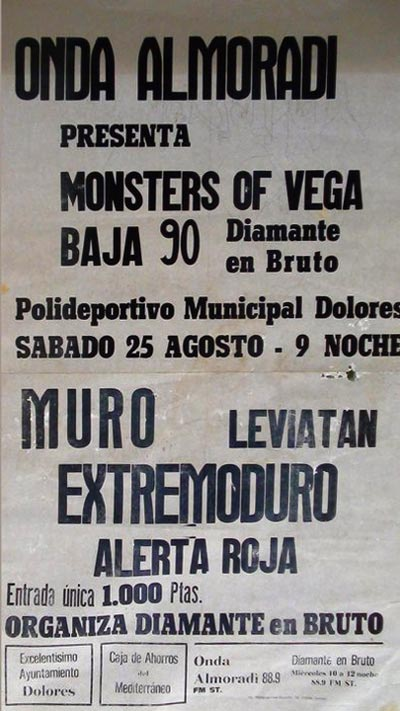 cartel-extremoduro_1990_08_25-concierto-polideportivo-municipal-dolores-Alicante