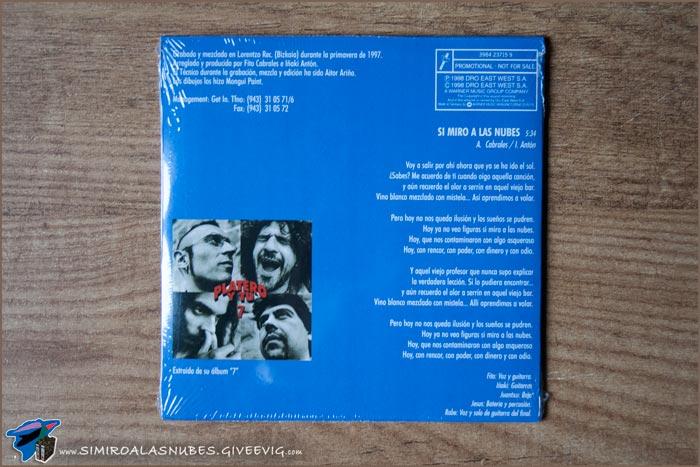 Single-Si-Miro-A-Las-Nubes-Platero-y-Tu-1998-trasera