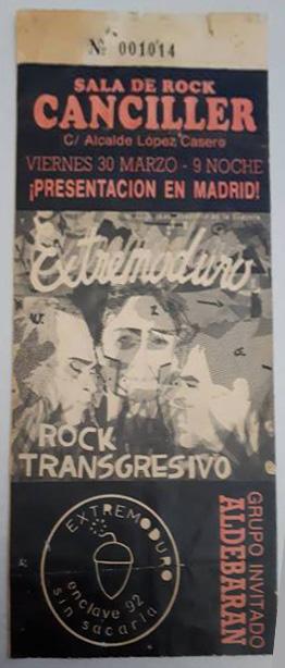 entrada-extremoduro-canciller-madrid-30marzo1990