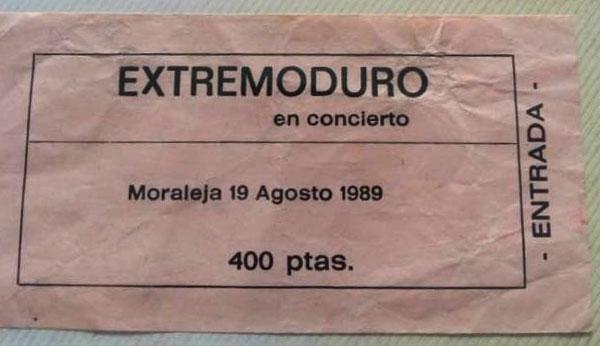 entrada-extremoduro-moraleja-caceres-19-08-1989