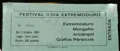 entrada-extremoduro-torre-lucia-1-octubre-1988
