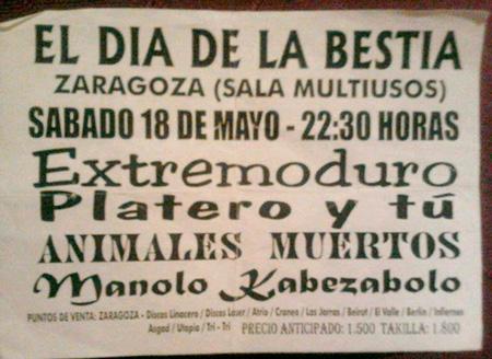 entrada-extremoduro-y-platero-y-tu-1996-05-18-sala-multiusos-zaragoza-entrada2